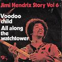 Barclay, 61381, Jimi Hendrix Story Vol 6