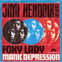 Polydor, 59159, Foxy lady