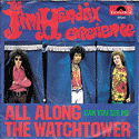 Polydor, 59240, All along the watchtower