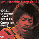 Barclay, 061396, Jimi Hendrix Story Vol 8