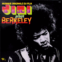 Barclay, 80555, Musique Originale du Film: Jimi plays Berkeley