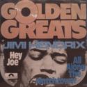Polydor, 2135001, Golden Greats - Hey Joe