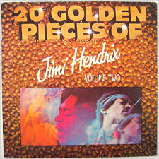 Jimi Hendrix Experience, 20 golden pieces of Jimi Hendrix, volume 2