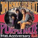 Jimi Hendrix Experience, Purple Haze