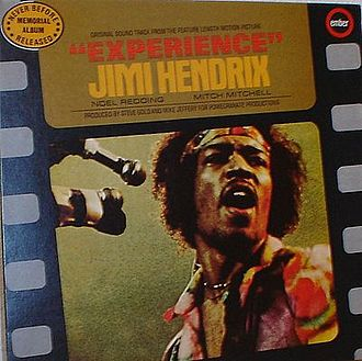 Jimi Hendrix Experience, Experience, original sound track